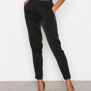 American Vintage Pantalon Fuseau Housut Carbon