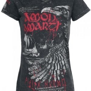 Amon Amarth Emp Signature Collection Naisten T-paita