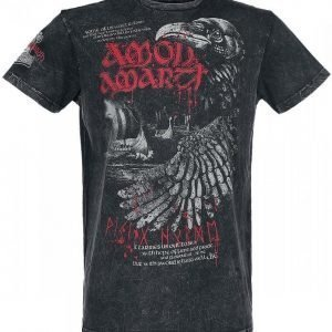 Amon Amarth Emp Signature Collection T-paita