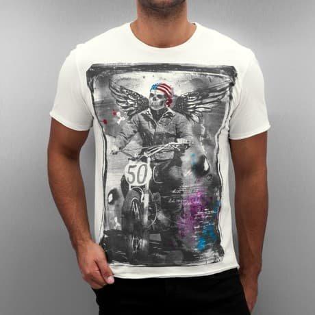 Amplified T-paita Valkoinen