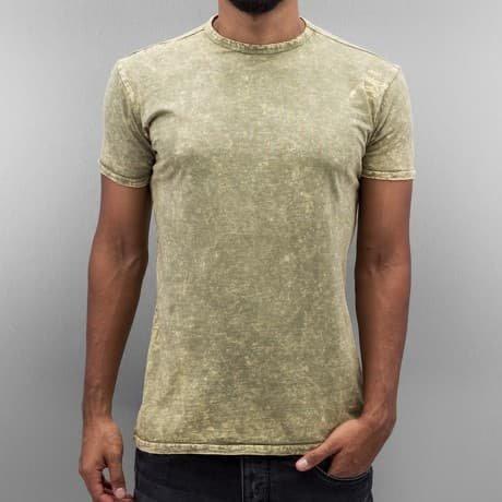 Amsterdenim T-paita Vihreä
