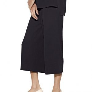 Amy Vermont Culottes Housut Musta
