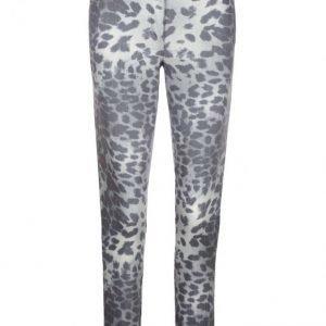 Amy Vermont Housut Sininen / Leopardi