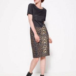 Amy Vermont Mekko Musta / Leopardi