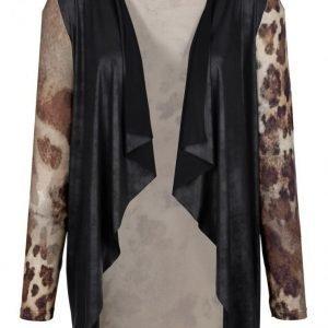 Amy Vermont Paitajakku Musta / Leopardi
