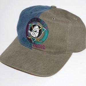 Anaheim Mighty Ducks Cap -NHL keps -