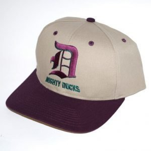 Anaheim Mighty Ducks Cap -NHL keps -