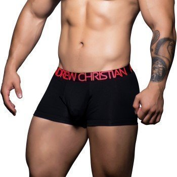 Andrew Christian Almost Naked Tagless Cotton Boxer
