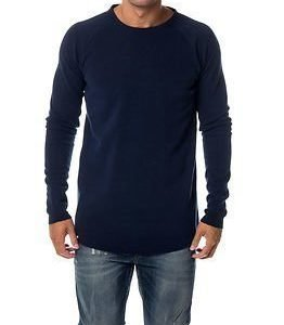 Anerkjendt Rafie Sweat Midnight Navy