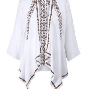 Angel Of Style Kimono Offwhite