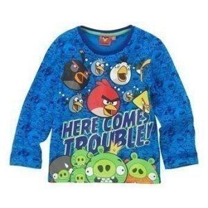 Angry Birds T-paita Sininen