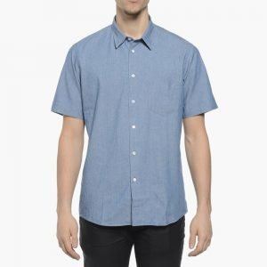Another Shirt Please SS Chambray Shirt