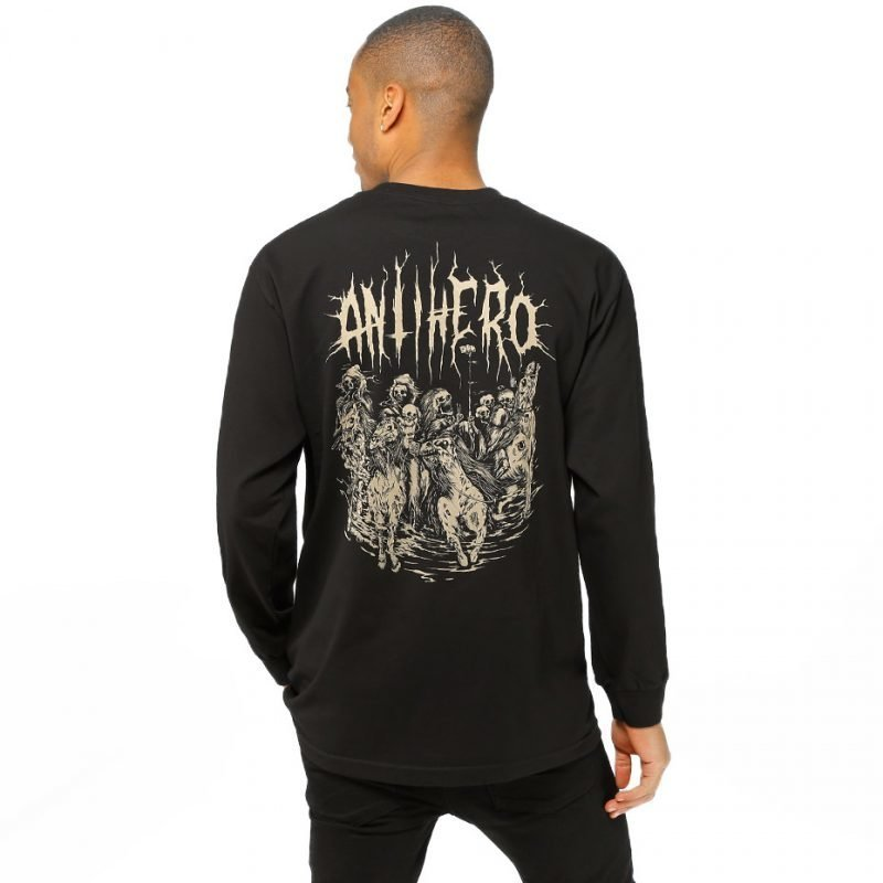 Anti*Hero 4 Horseman -longsleeve