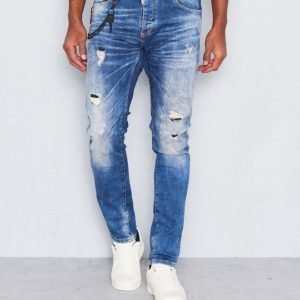 Antony Morato Jimmy W00714 7010 Blue Denim