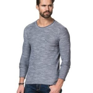 Antony Morato Paris Dakar Pocket Sweat 7029 Navy
