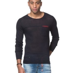 Antony Morato Pocket Knit 7029 Navy