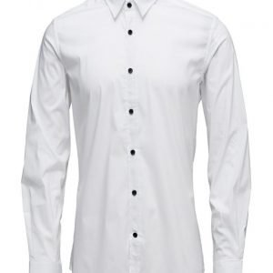 Antony Morato Shirt Long Sleeve With Tape Inside Fly