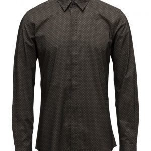 Antony Morato Shirt Slim With Hidden Buttoning