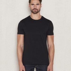 Antony Morato T-shirt Sport Logo Tee 9000 Nero