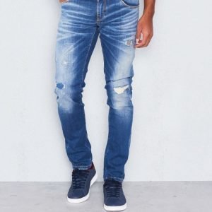 Antony Morato Travolta W00713 7010 Blue Denim