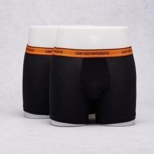 Armani 2-Pack Boxer Black