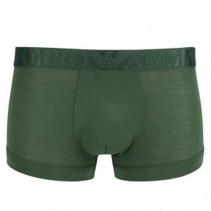 Armani 6A511 Trunk Bokserit Emerald Green