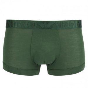 Armani 6A511 Trunk Bokserit Emerald Green