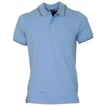Armani Jeans Polo 06M2BBT bleu ciel