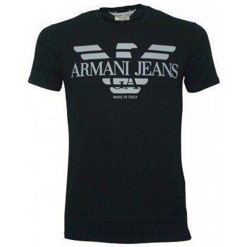Armani Jeans Tee-shirt A6H06NM noir
