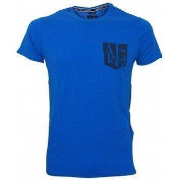 Armani Jeans Tee-shirt A6H09MS bleu roi