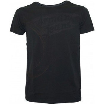 Armani Jeans Tee-shirt A6H39ZV noir