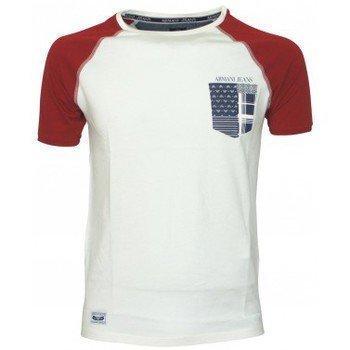 Armani Jeans Tee-shirt A6H91BA beige