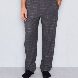 Armani PJ Check Grey