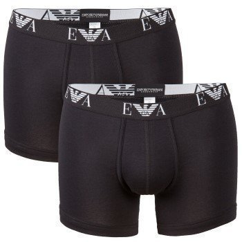 Armani Stretch Cotton Boxers 2 pakkaus