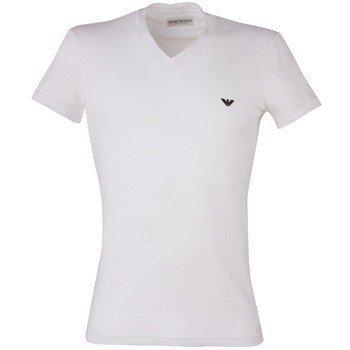 Armani Stretch Cotton V-Neck T-shirt