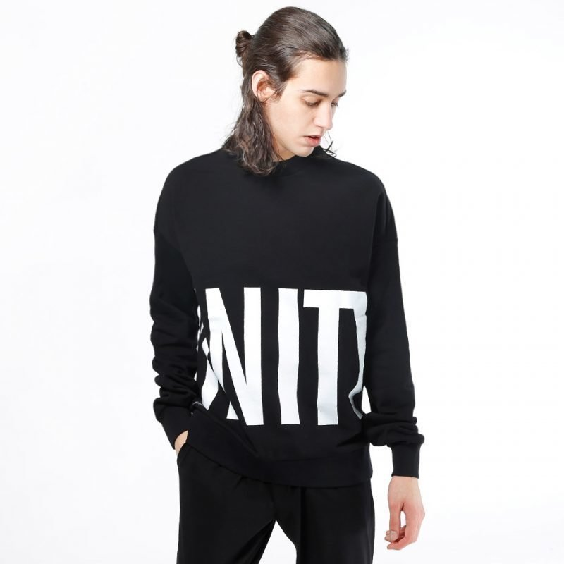 Ashley Marc Hovelle Unity Oversized -college