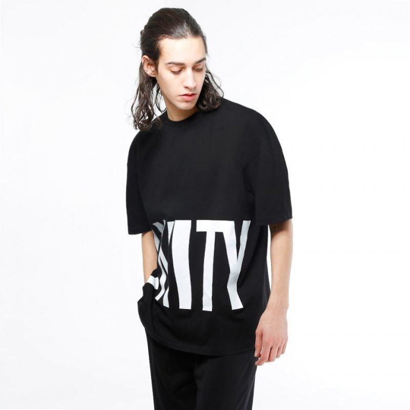Ashley Marc Hovelle Unity Oversized -t-paita