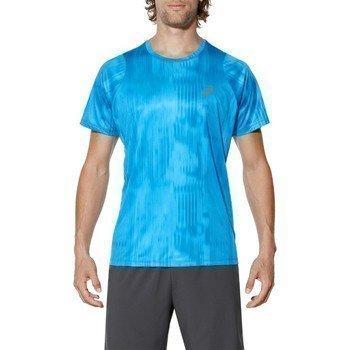 Asics T-shirt FuzeX Printed Tee 129928-2068 lyhythihainen t-paita