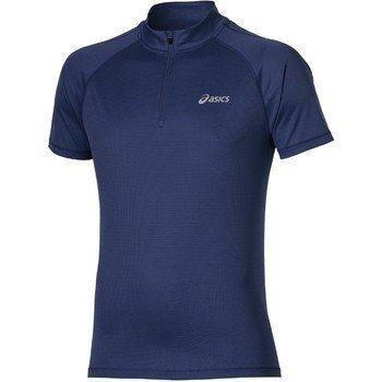 Asics T-shirt Ss 1/2 Zip Top 110409-8133