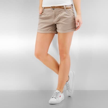 Authentic Style Shortsit Beige