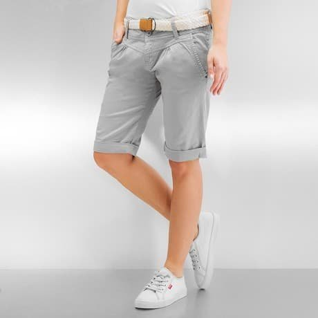 Authentic Style Shortsit Harmaa