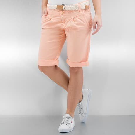 Authentic Style Shortsit Oranssi