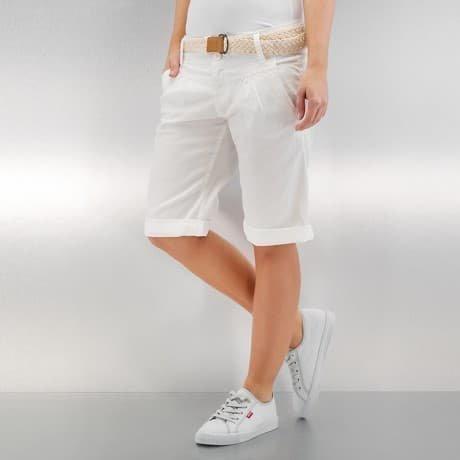 Authentic Style Shortsit Valkoinen