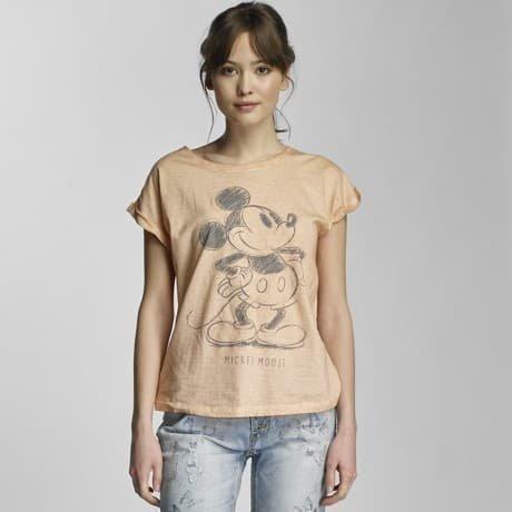 Authentic Style T-paita Oranssi