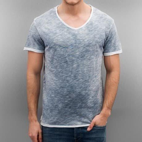 Authentic Style T-paita Sininen