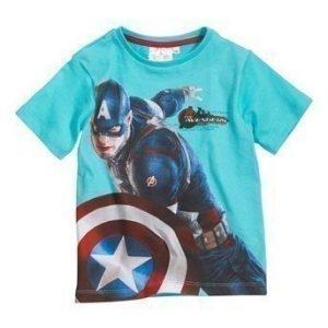 Avengers T-paita Turkoosi