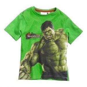 Avengers T-paita Vihreä