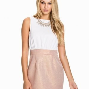 Ax Paris Chiffon Bodycon Dress