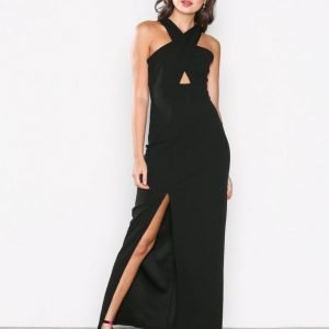 Ax Paris Perfect Maxi Dress Maksimekko Black