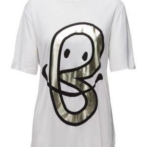 BACK B-Print Uni T-Shirt